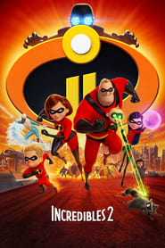 Incredibles 2 Poster Image