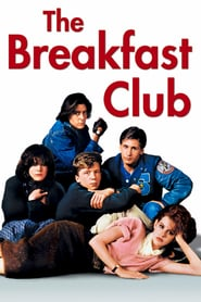 The Breakfast Club Poster Image