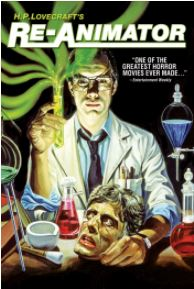 Re-Animator Poster Image