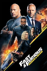 Fast & Furious Presents: Hobbs Poster Image