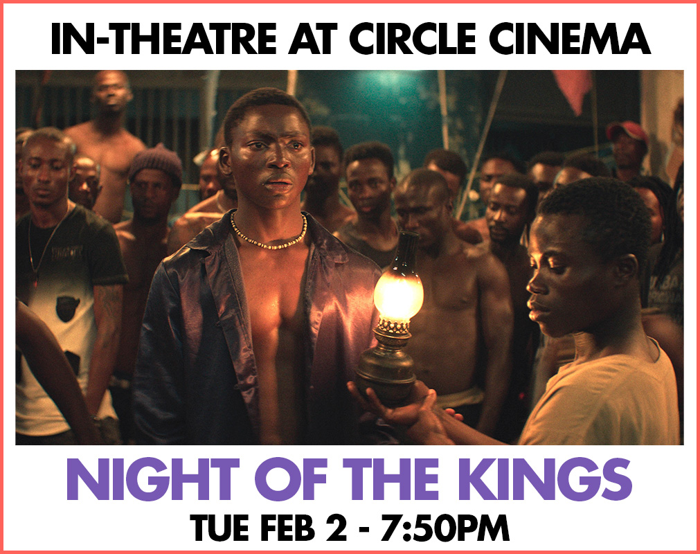 Night of the Kings Poster Image