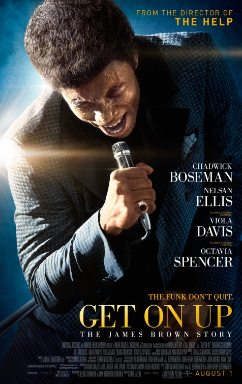 Get on Up Poster Image