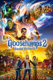 Goosebumps 2: Haunted Hallowee Poster Image