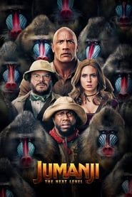Jumanji: The Next Level Poster Image
