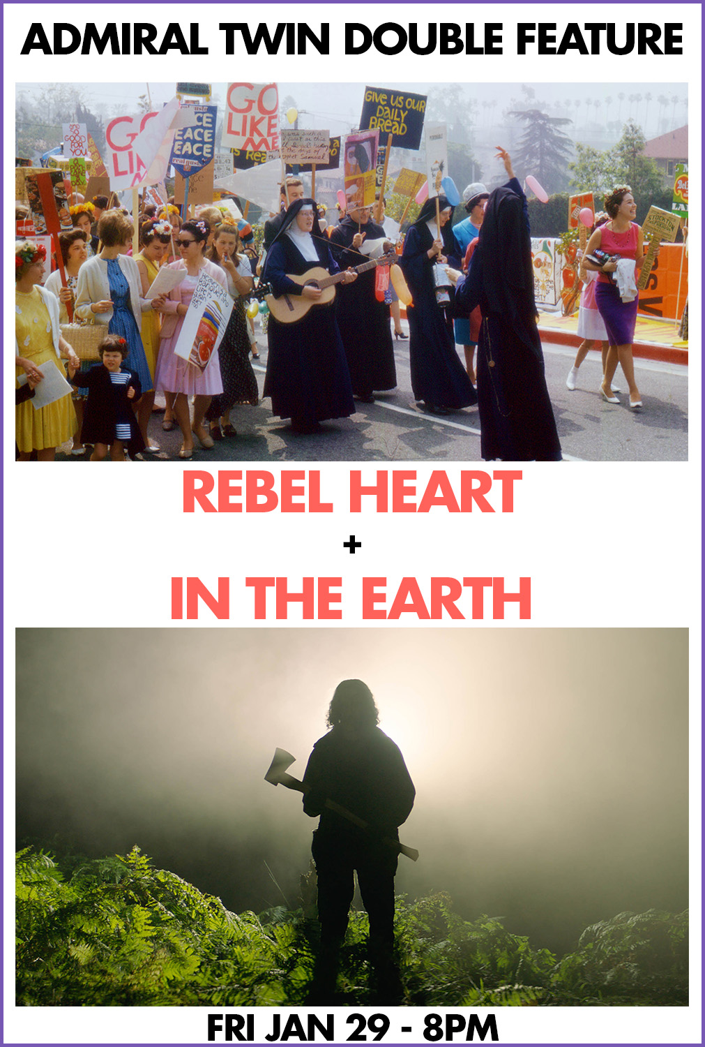 Rebel/ Earth Poster Image